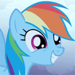 MLP KARAKTER INTRODUCTIES: Rainbow Dash